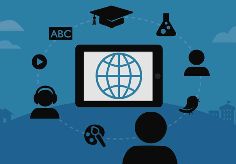 آموزش اینترنتی